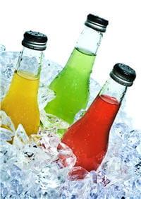 les boissons gazeuses sont très acides et favorisent donc les caries.