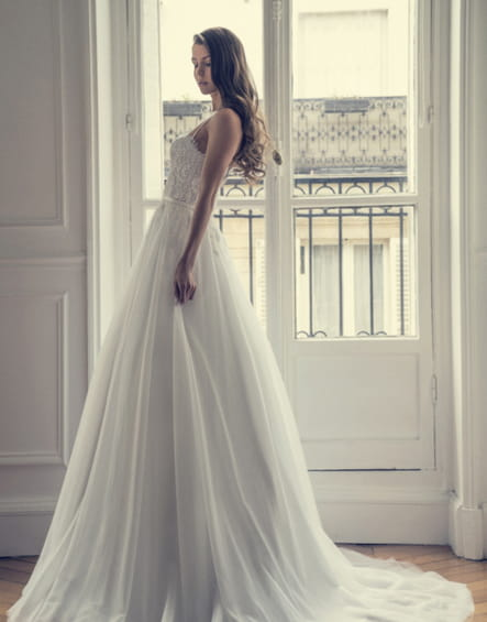 Robe de mariée Elise, Anahid Sinsek