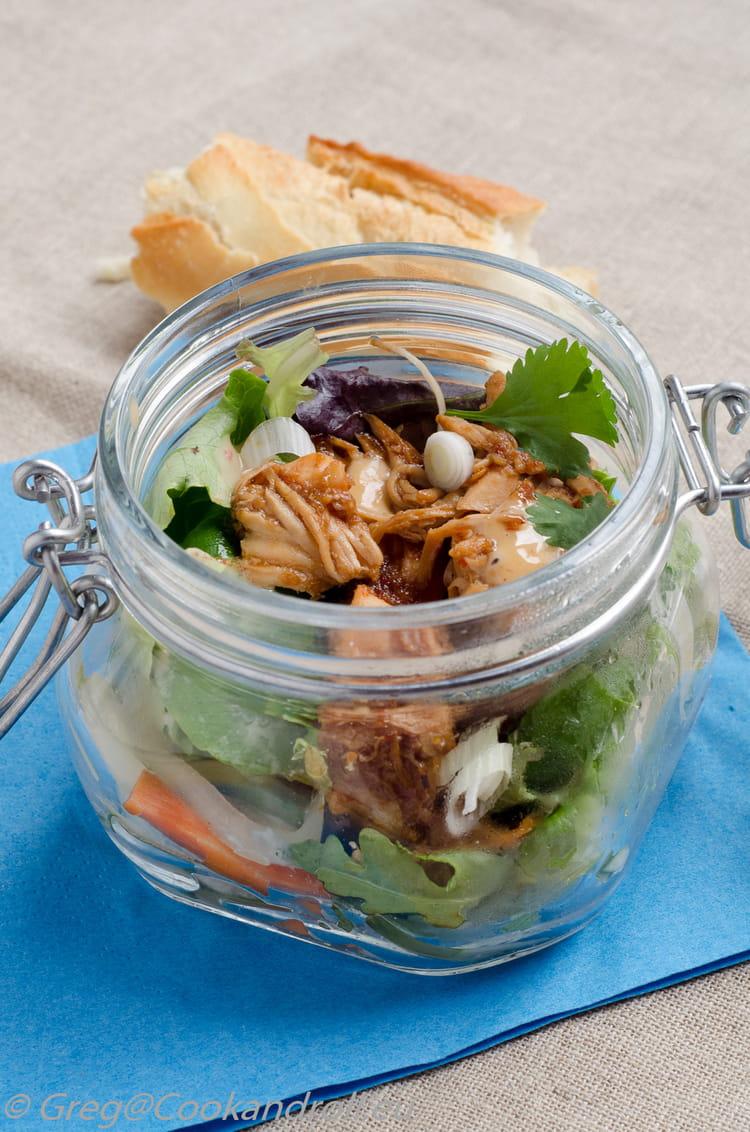 recette de salade vietnamienne au poulet la recette facile. Black Bedroom Furniture Sets. Home Design Ideas
