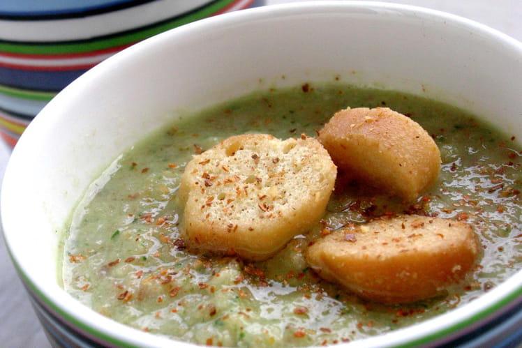 Gaspacho vert
