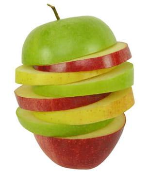 la pomme : les bienfaits dans la peau.