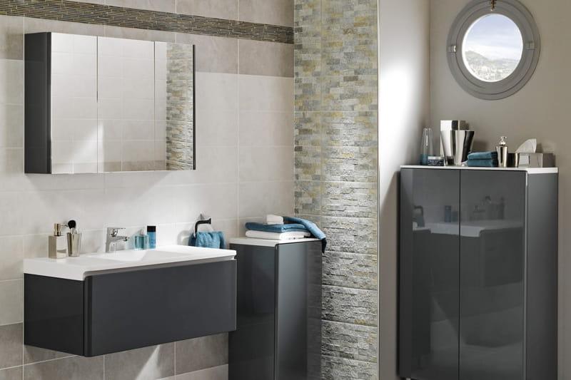 Carrelage yukon de lapeyre for Carrelages lapeyre salle bain