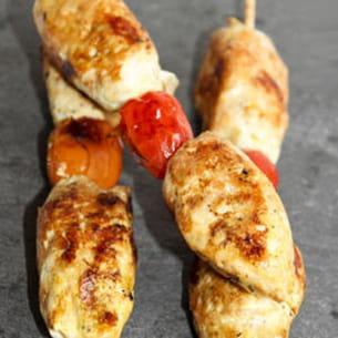 keftas de poulet au raz el hanout