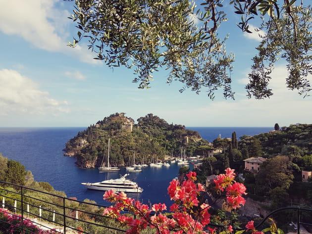 Escapade à Portofino: vue du Splendido