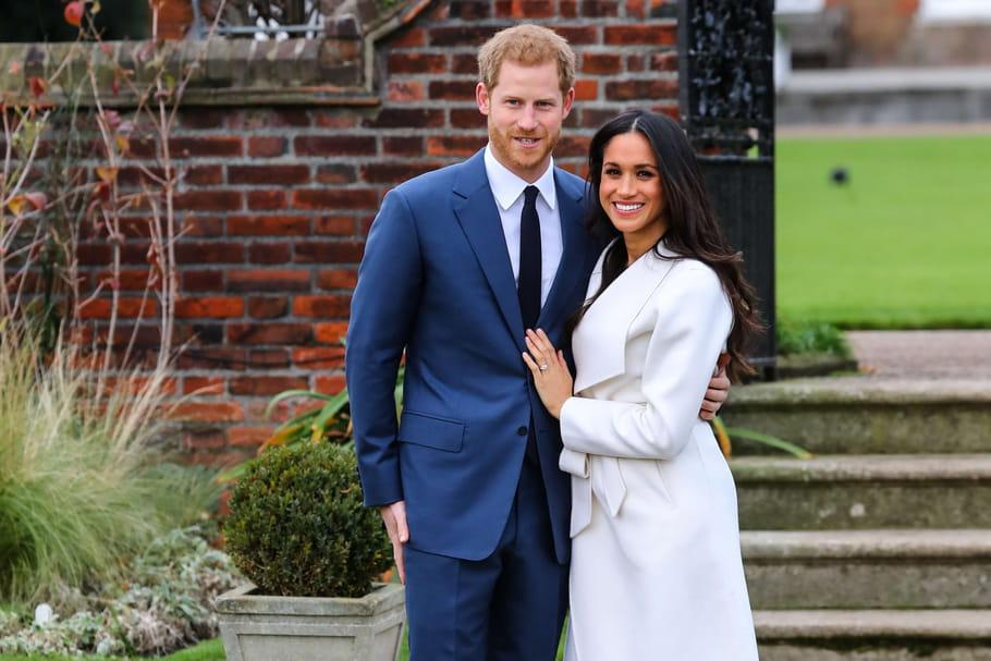 Date, robe, bague… Zoom sur le mariage du Prince Harry et Meghan Markle