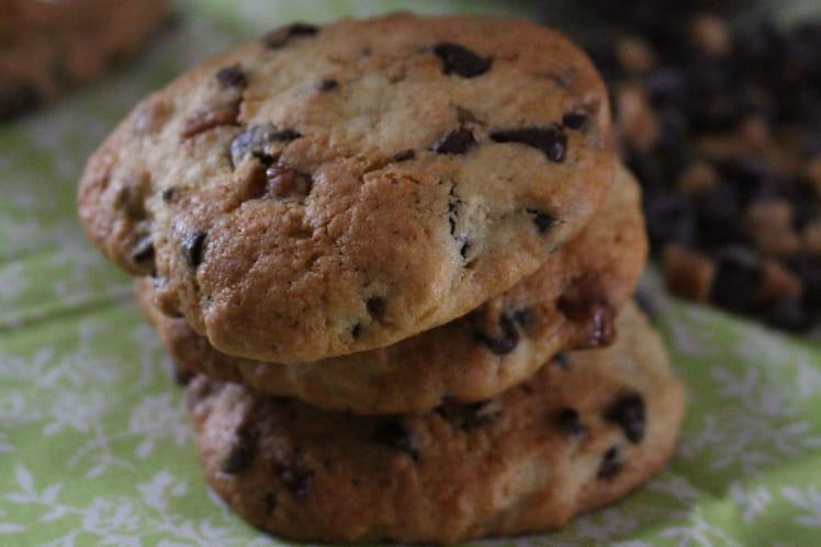 Cookies chocolat - fudge