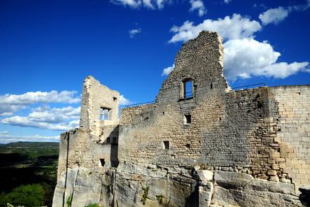 Le château de Lacoste