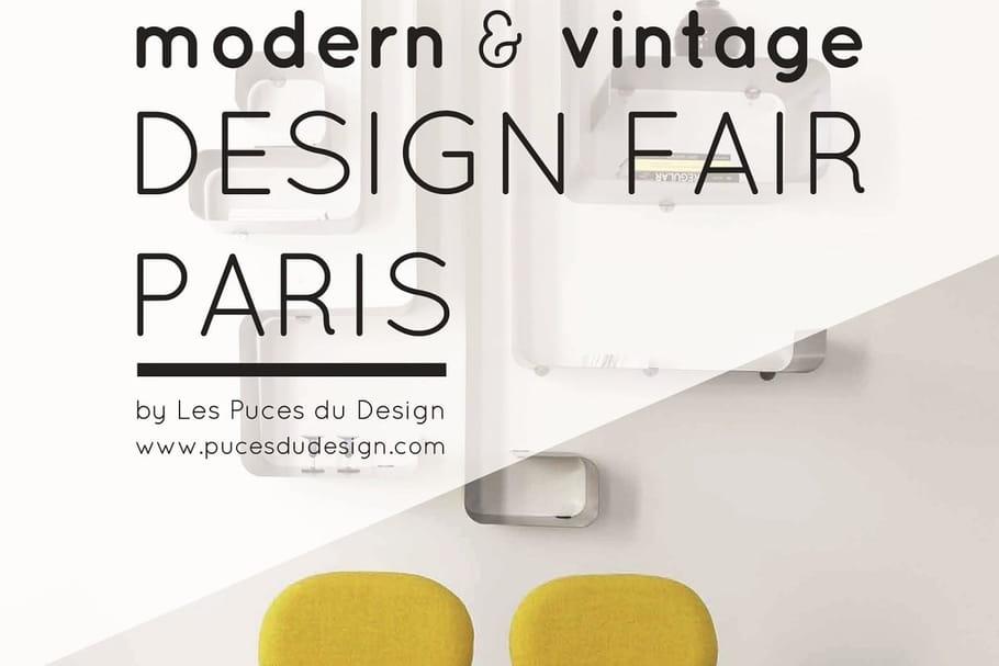 Design Fair Paris, le nouveau nom des Puces du Design