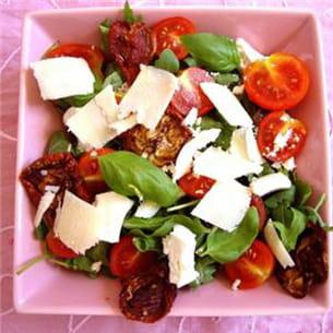 salade fraîcheur à l'italienne.