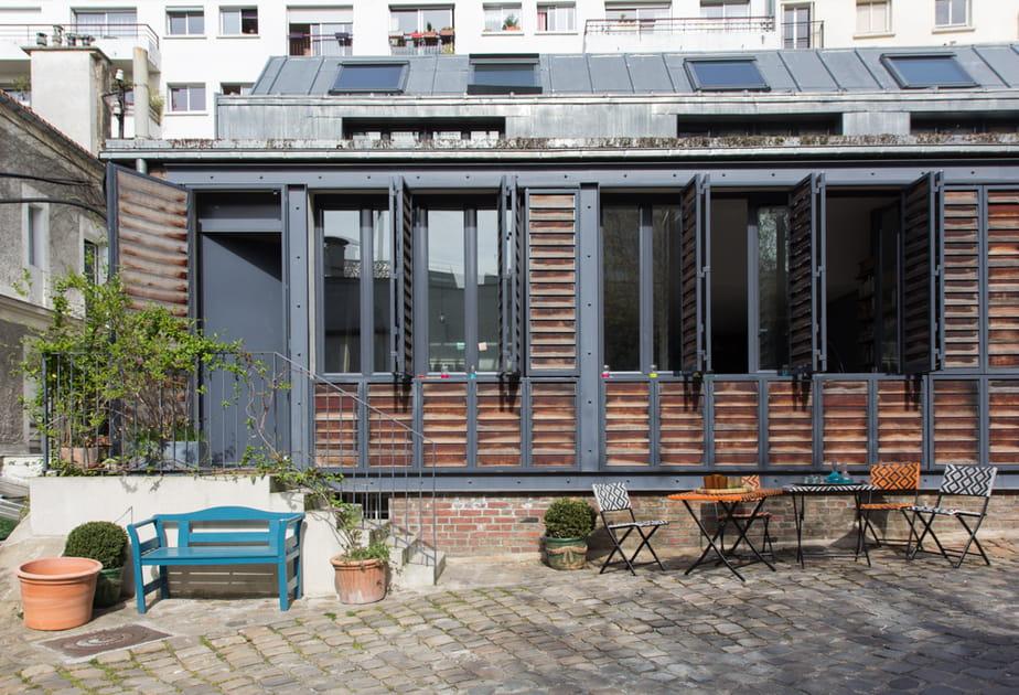 Architecture de façade