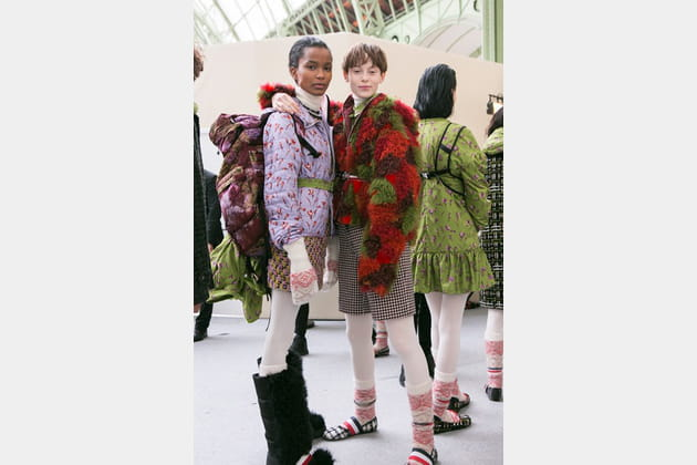 Moncler Gamme Rouge (Backstage) - photo 20