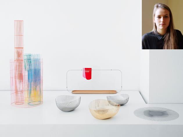 D'Days 2014 : la designer Julie Richoz en vitrine des Galeries Lafayette