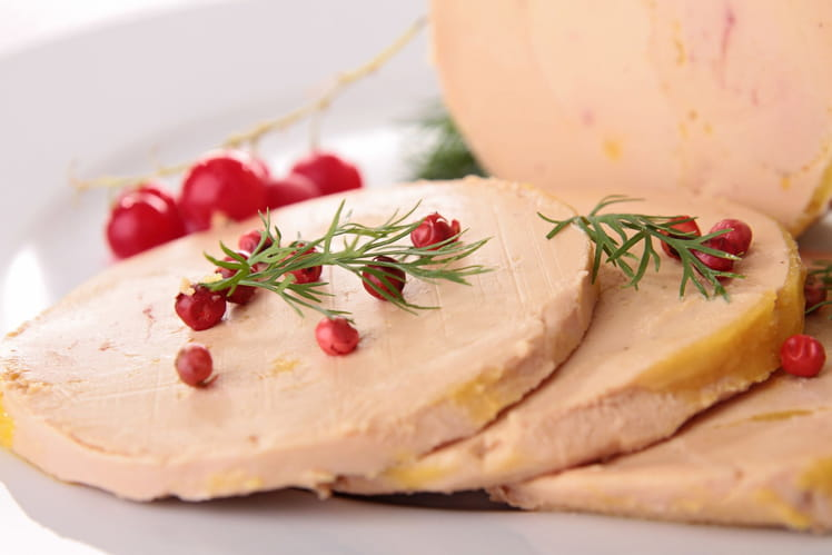Foie gras au thermomix