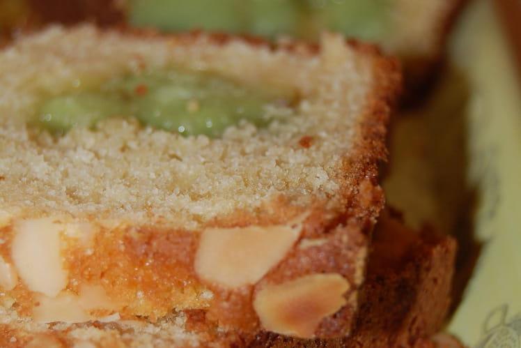 Cake à la pâte d'amande