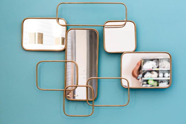 Miroir fifties