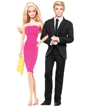 ken et barbie en 2010