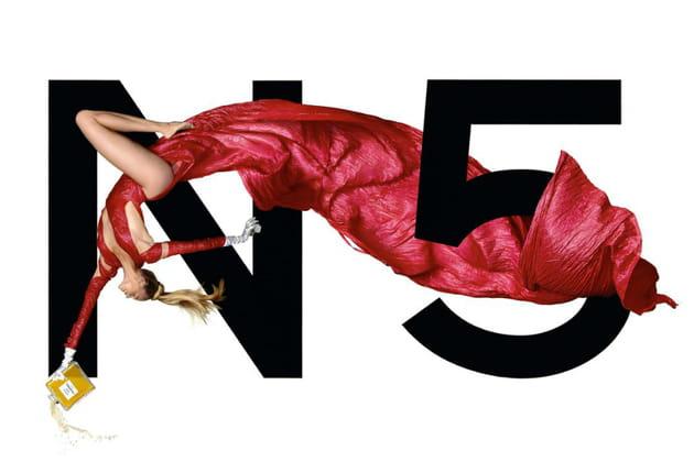 La campagne Chanel N°5de 1999