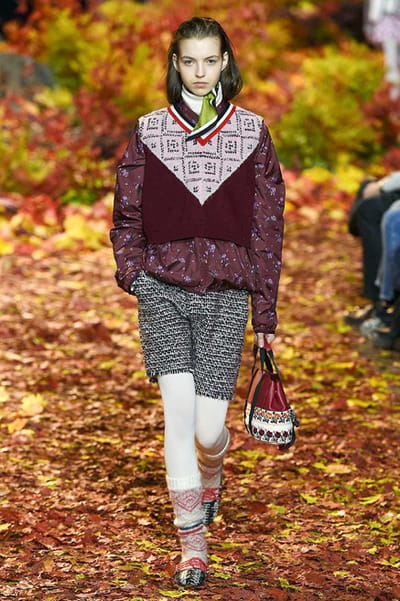 Moncler Gamme Rouge - Automne-Hiver 2017-2018