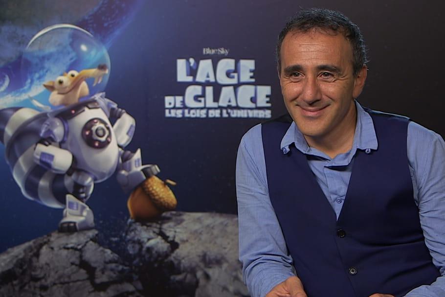 Elie Semoun, attachant paresseux [VIDEO]