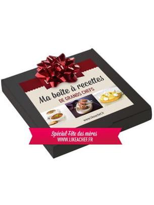 box abonnement 'like a chef'