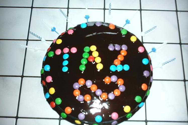 Gâteau kit-kat