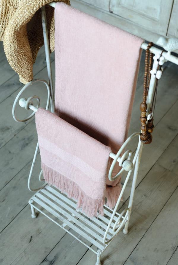 serviette-hamam-rose-froid