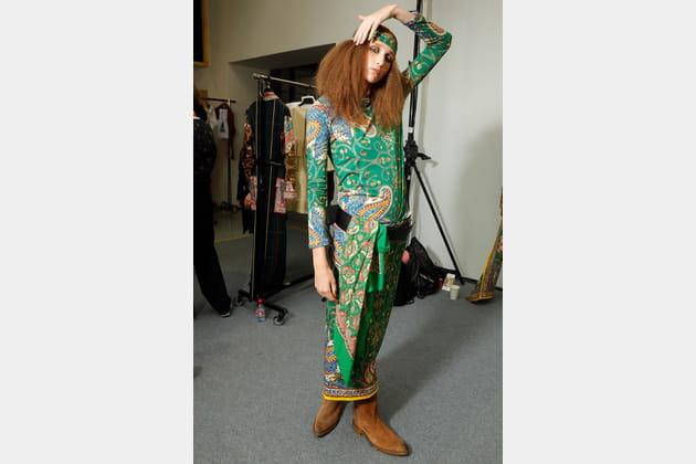 Junko Shimada (Backstage) - photo 26