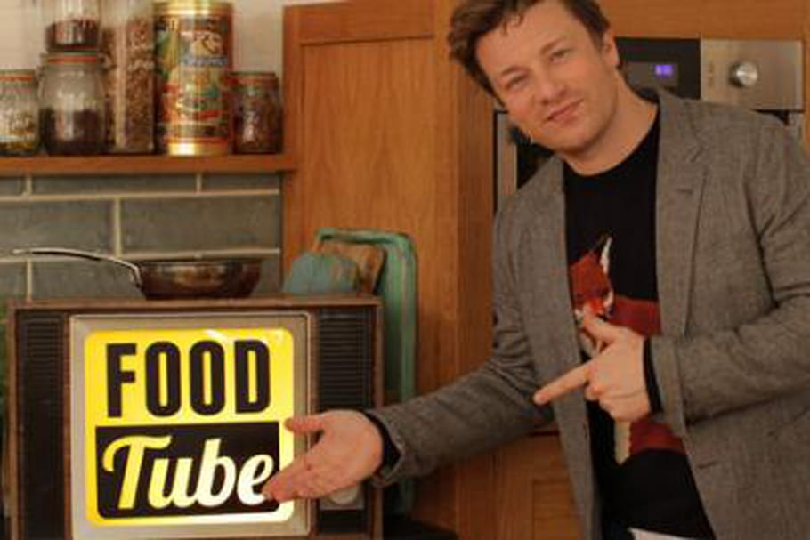 Jamie Oliver : à la recherche de la FoodTube Star