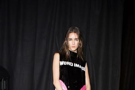 Olympia Le-tan (Backstage) - photo 4