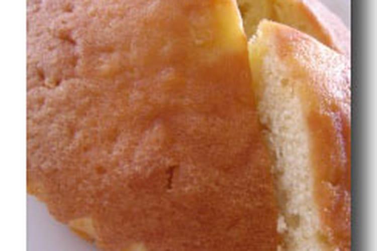 Cake aux amandes facile