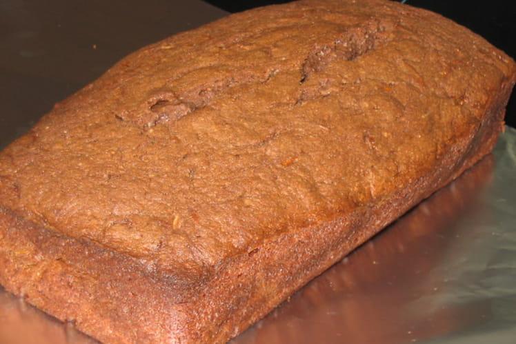 Gâteau de courgettes au chocolat