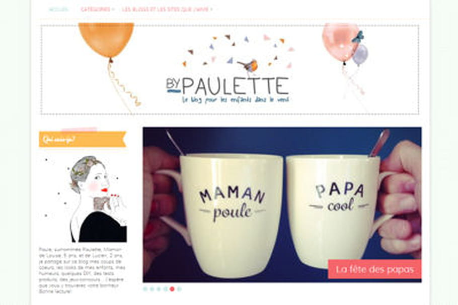 Le blog du moment : By Paulette