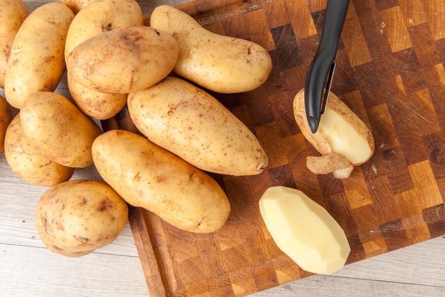 Comment éviter que les pommes de terre noircissent ?
