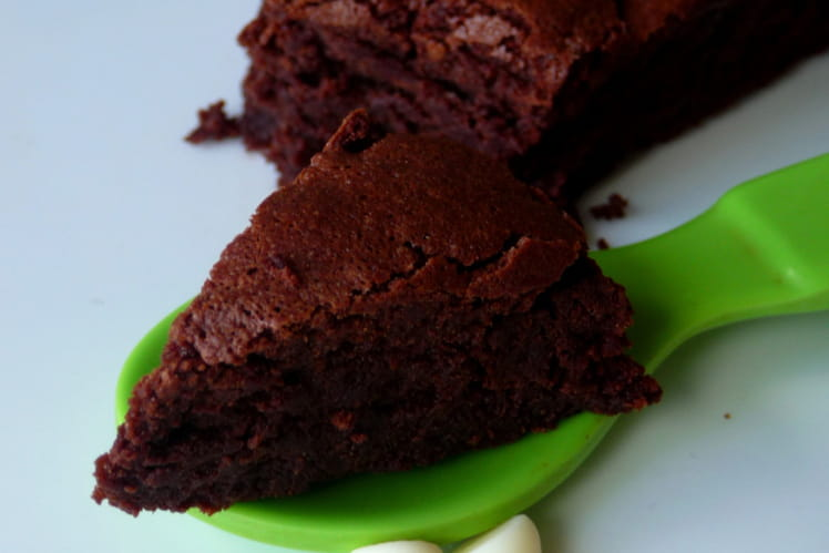 Ultra fondant au chocolat (sans farine)
