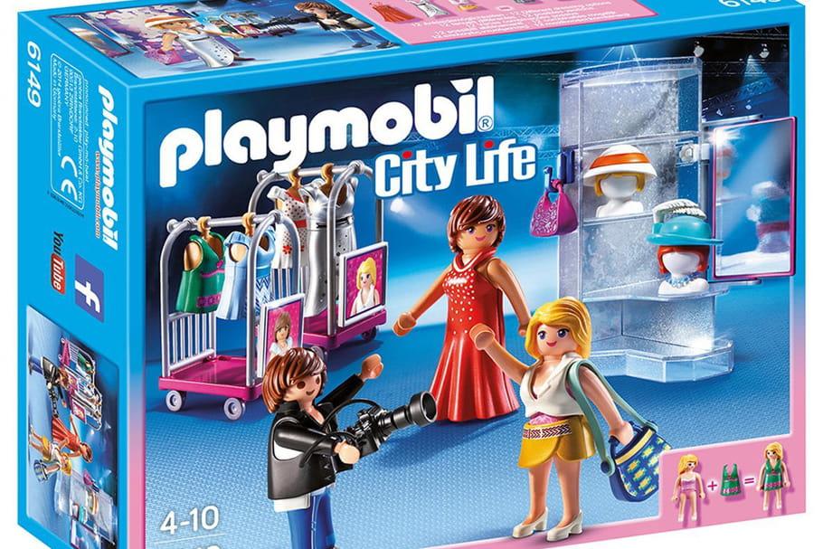 Meilleur modèle de playmobil city life: des idées pour développer l'imagination des enfants à partir du quotidien
