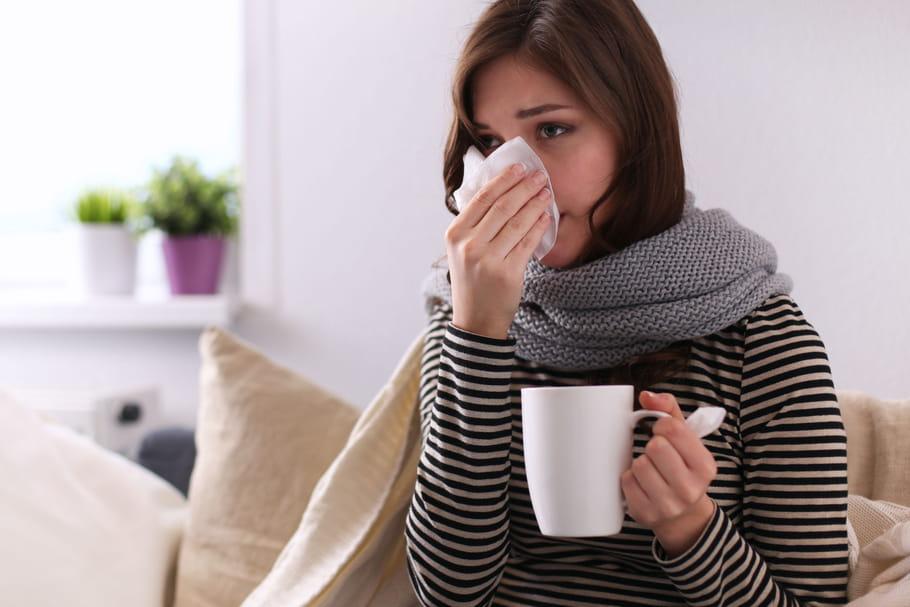 Grippe: quels symptômes typiques, comment éviter la contagion?