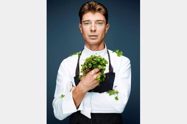 Jean Sulpice, chef du restaurant Jean Sulpice