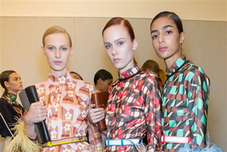 Prada (Backstage) - photo 40