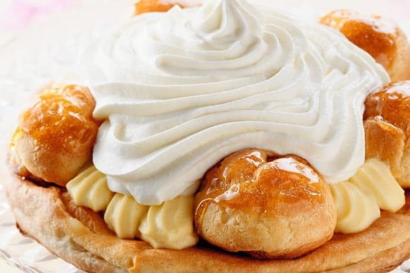 Recettes de pâtisseries françaises