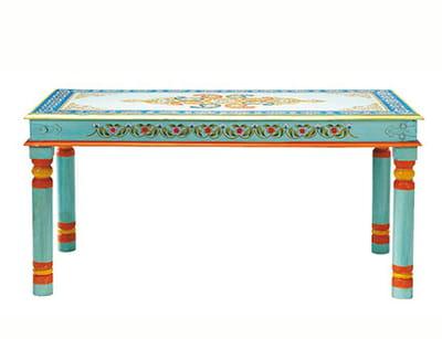 table 'roulotte' de maisons du monde