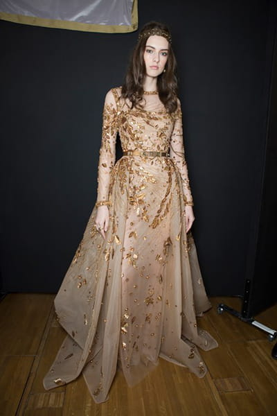 Elie Saab (Backstage) - photo 3