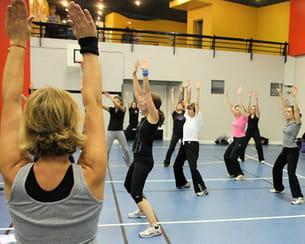 la gym suédoise se compose pour partie de mouvements cardio basiques.