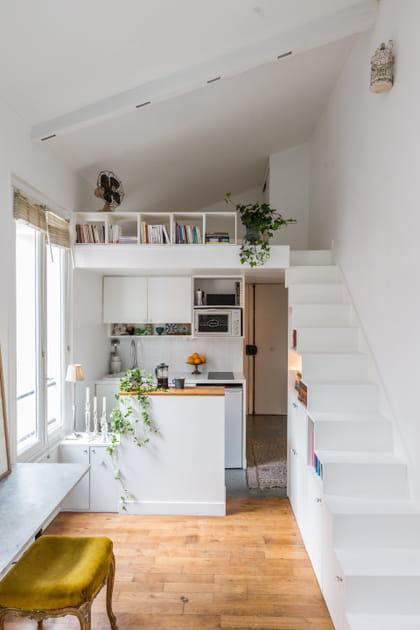Des inspirations pour adopter une mezzanine chez vous