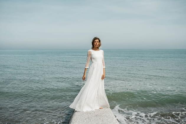 Robe de mariée Lucienne, Lorafolk