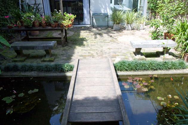 Des airs de jardin japonais