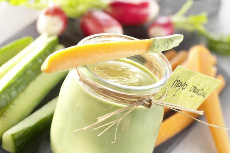 Mayonnaise végétale