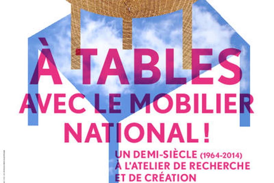 Expo A tables Mobilier National