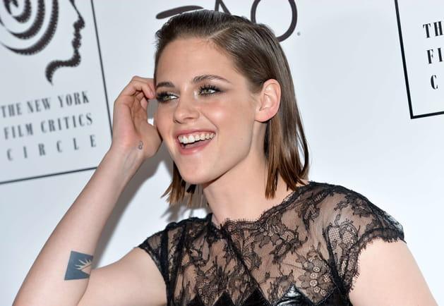 Encore sage et souriante, aux New York Film Critics Circle Awards 2015