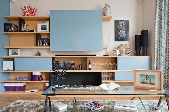 Le meuble télé