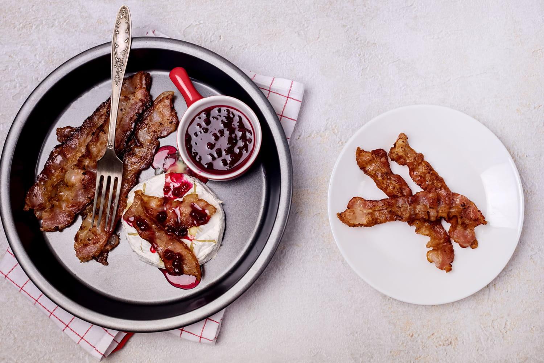 Recettes au bacon